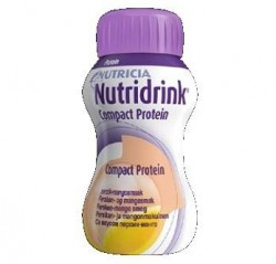 Смесь, Нутридринк 125 мл №4 компакт протеин персик манго